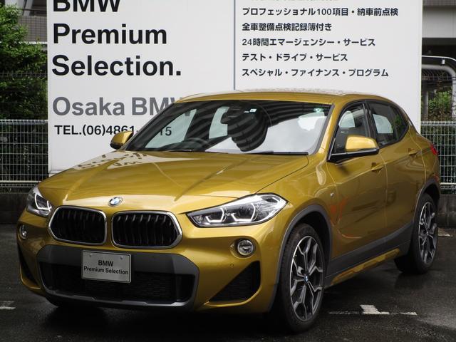 BMW xDrive18dMスポーツX コンフォート&アドバンスドP