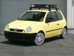 VW ルポコンフォートパッケージ 本国仕様ドレスダウン ホワイトリボン