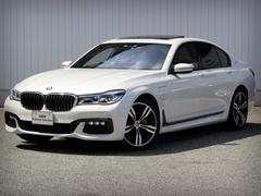 BMW740eアイパフォーマンス Mスポーツ レーザーライト