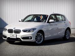 BMW118i スタイル パーキングサポート 弊社社有車