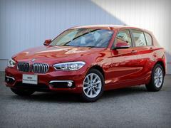BMW118d スタイル パーキングサポートP 弊社社有車