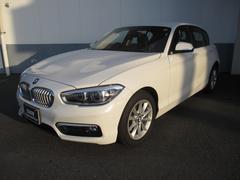 BMW118i スタイル パーキングサポートP 認定中古車保証付