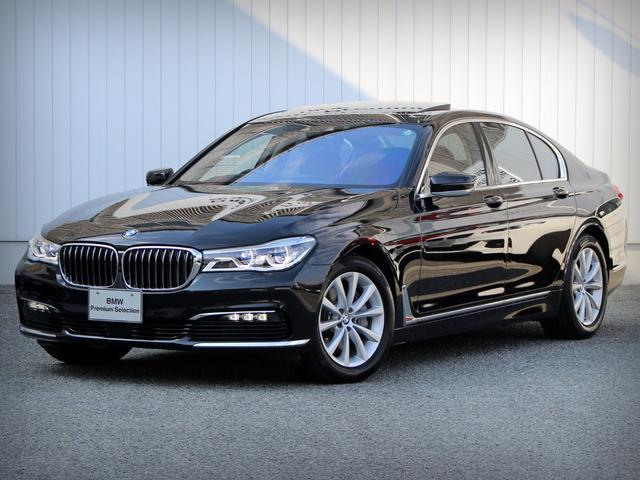 BMW 740i プラスP レーザーライト デモカー 認定中古車