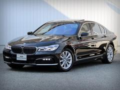BMW740i プラスP レーザーライト デモカー 認定中古車