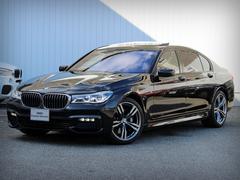 BMW750Li Mスポーツ リモートパーク リアコンフォート
