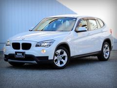 BMW X1sDrive 18i 社外HDDナビTV 全国認定中古車保証