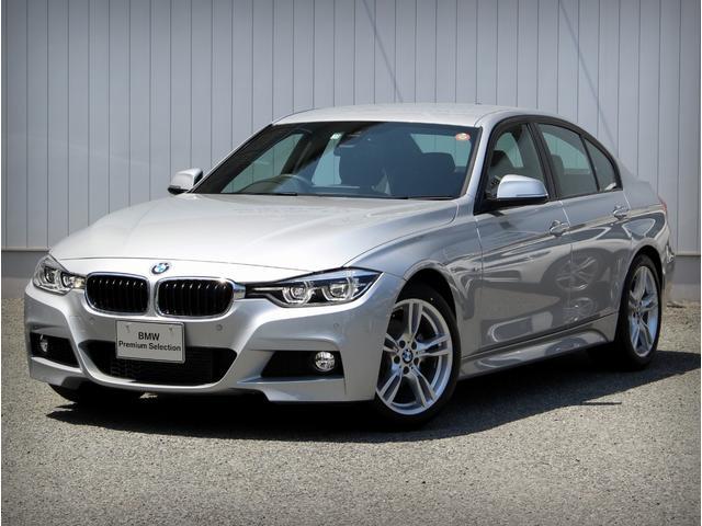 BMW 318i Mスポーツ ナビ ETC Rカメラ LED 社有車