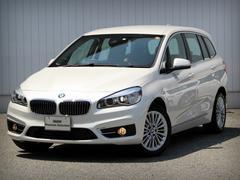 BMW218iグランツアラー ラグジュアリー コンフォート 社有車
