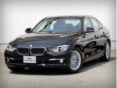 BMW318i ラグジュアリー レザー ナビ ETC 社有車