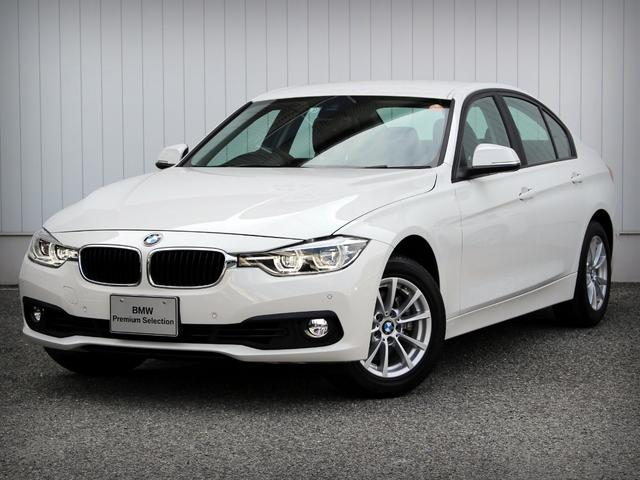 BMW 318i 後期型 ナビ Rカメラ 社有車 認定中古車保証付