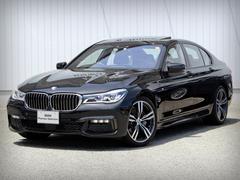 BMW740d xDrive Mスポーツ 20インチ デモカー