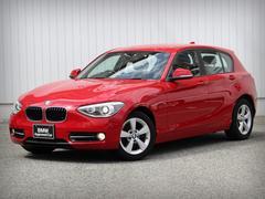 BMW116i スポーツ ナビパッケージ ETC 認定中古車保証付