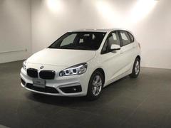 BMW218dアクティブツアラー パーキングサポートプラスPKG