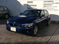 BMW118i スポーツ 弊社デモカー バックカメラコンフォート付