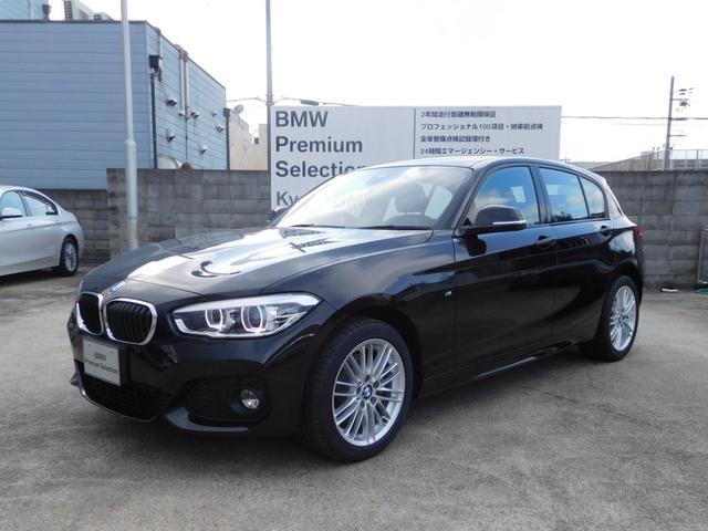 BMW 1シリーズ 118d Mスポーツタッチパネル・フロントシー...