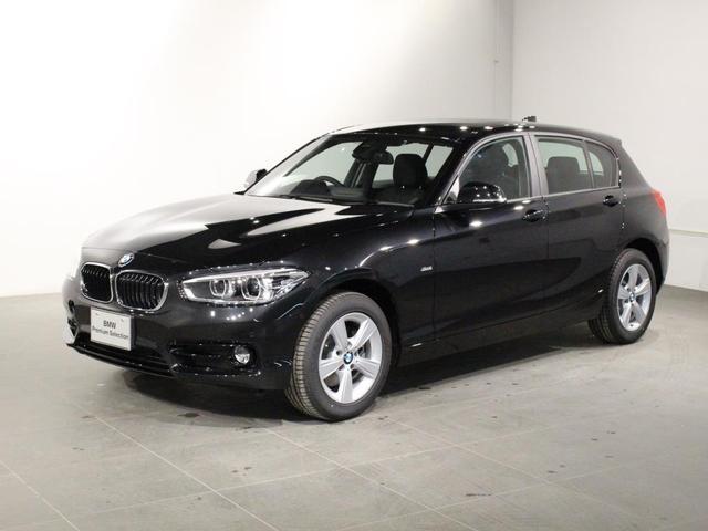 BMW 118d スポーツシートヒーターパーキングサポート付