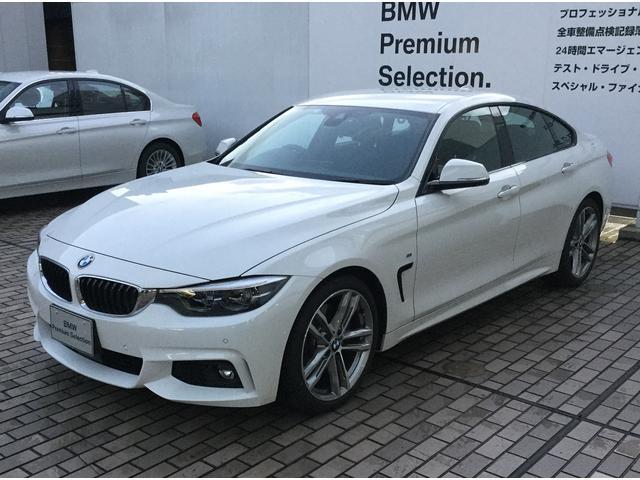 BMW 4シリーズ 420iグランクーペ MスポーツACC LED...