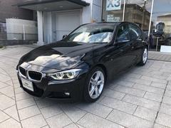BMW320i Mスポーツ 弊社試乗車 前車追従機能付