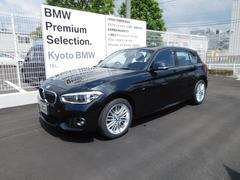 BMW118i Mスポーツ タッチパネル