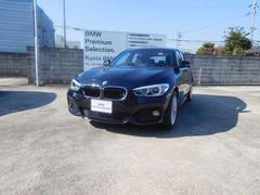 BMW118d Mスポーツ