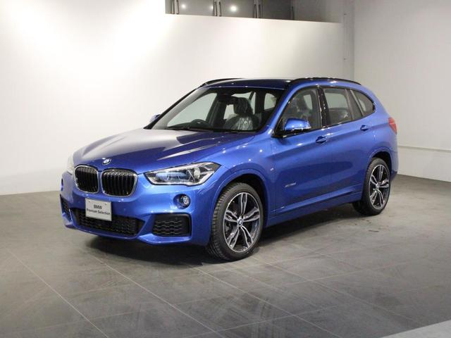 BMW sDrive 18i Mスポーツ 当社試乗車