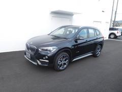 BMW X1xDrive 18d xライン 当社試乗車 18インチAW