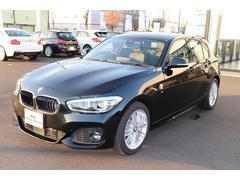 BMW118dMスポーツ 黒革ACCパーキングサポートコンフォート