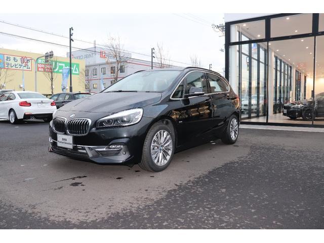 BMW 218dAT ラグジュアリー サンルーフ
