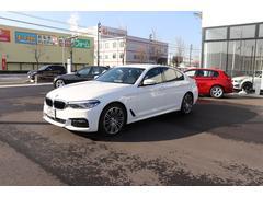 BMW523i Mスポーツ 登録済未使用車 イノベーションPKG