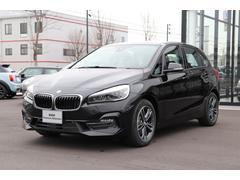 BMW218dアクティブツアラー スポーツ 5人乗り ETC