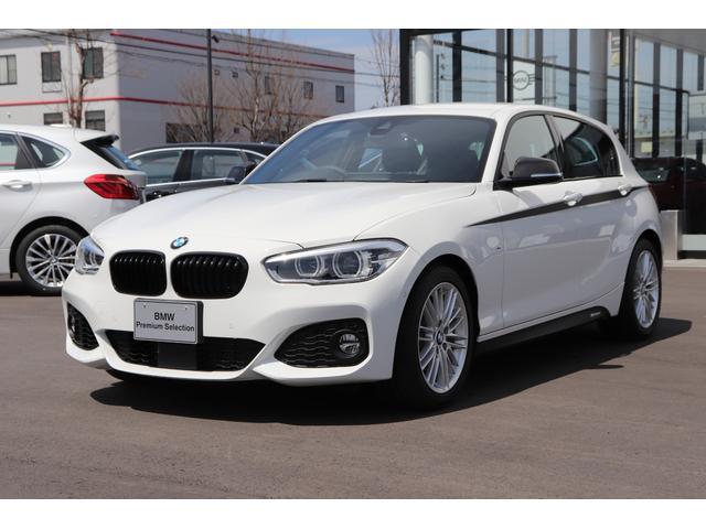 BMW 118i Mスポーツ 登録済未使用車 コンフォートパッケージ