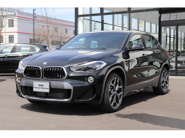 BMW xDrive 20i MスポーツX 登録済未使用車