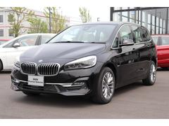BMW218dグランツアラー ラグジュアリー 登録済未使用車