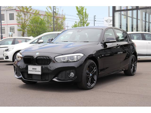 BMW 118d Mスポーツ エディションシャドー 登録済未使用車
