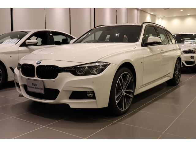 BMW 318iツーリング Mスポーツエディションシャドー ETC