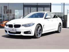 BMW420iグランクーペ Mスポーツ 当社試乗車 HUD ETC
