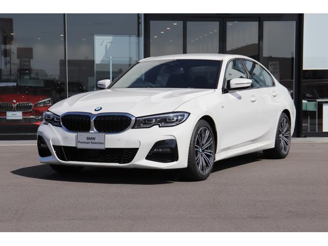 BMW 320d xDrive Mスポーツ 当社試乗車 レザーシート