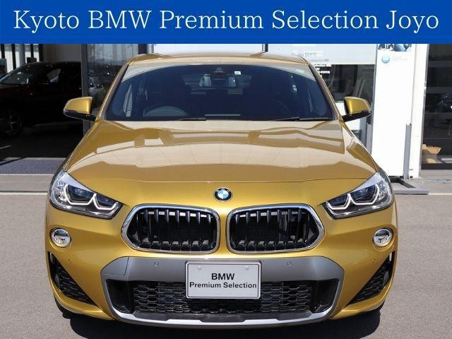 BMW X2 xDrive 18d MスポーツX アドバンスドセフティ コンフォートパッケージ