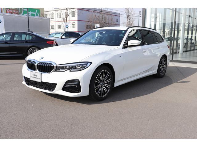 BMW 320dxDriveツーリングMスポーツハイラインP コンフォートパッケージ ハイラインパッケージ ヘッドアップディスプレイ 18インチアロイホイール ランバーサポート