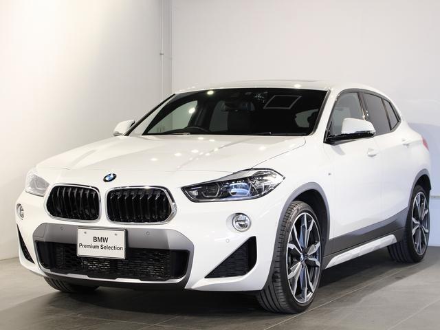 BMW xDrive 20i MスポーツX ?スポーツ サンルーフ レザーシート シートヒーター 電動シート 衝突軽減ブレーキ アクティブクルーズコントロール