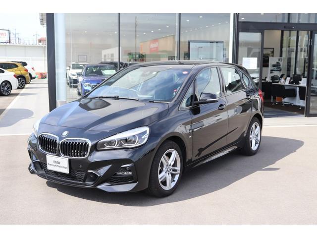 BMW 2シリーズ 218d xDriveアクティブツアラー Mスポーツ コンフォートパッケージ パーキングサポート セフティーパッケージ ACC レザーシート シートヒーター