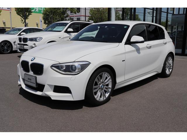 BMW 1シリーズ 116i Mスポーツ パーキングサポートパッケージ ドライビングアシスト 17インチアロイホイール