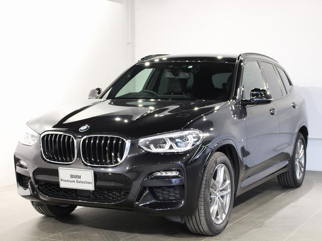 BMW X3 xDrive 20d Mスポーツハイラインパッケージ ハイラインパッケージ 19インチアロイホイール 衝突軽減ブレーキ 車線逸脱 後方検知