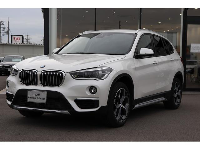 BMW X1 xDrive 18d xライン ハイラインパッケージ アドバンスドセフティパッケージ コンフォートパッケージ ハイラインパッケージ 電動シート シートヒーター 18インチアロイホイール