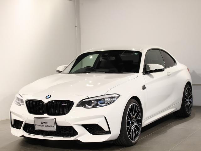 BMW コンペティション Mドライブロジック ハーマンカードン レザーシート シートヒーター 電動シート 19インチアロイホイール