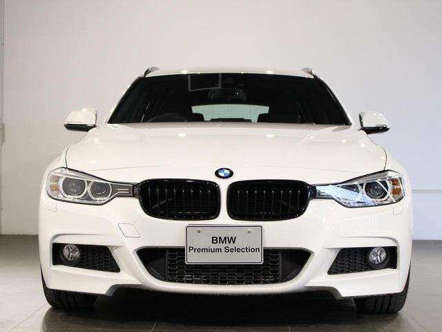 BMW 3シリーズ 320dツーリング Mスポーツ 18インチアロイホイール クルーズコントロール 衝突軽減ブレーキ 車線逸脱 バックカメラ 電動シート