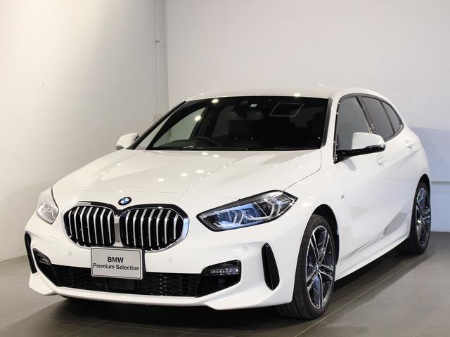 BMW 118i Mスポーツ コンフォートパッケージ ナビパッケージ 18インチアロイホイール 衝突軽減ブレーキ 車線逸脱 アクティブクルーズコントロール