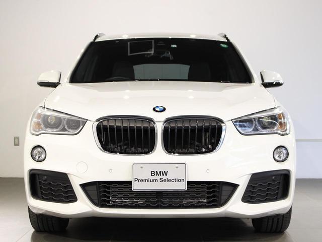 BMW X1 xDrive 20i Mスポーツ コンフォートパッケージ 18インチアロイホイール リアビューカメラ 車線逸脱 衝突軽減ブレーキ