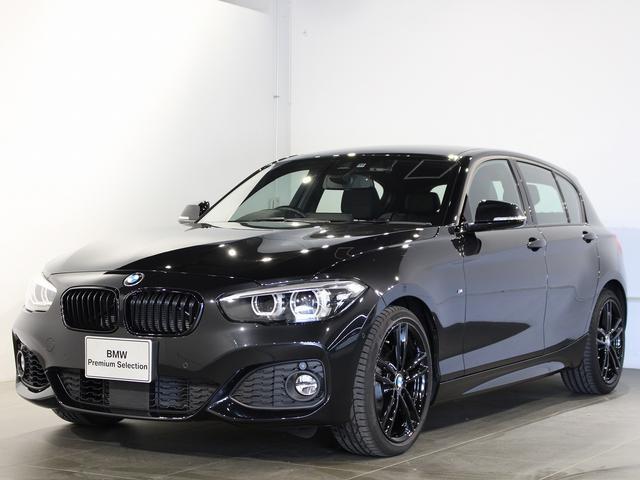 BMW 118i Mスポーツ エディションシャドー アクティブクルーズコントロール 18インチアロイホイール レザーシート シートヒーター 車線逸脱 衝突軽減ブレーキ