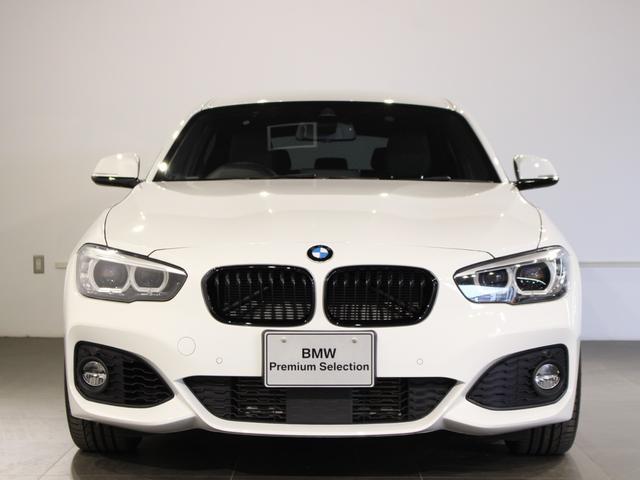 BMW 118i Mスポーツ エディションシャドー